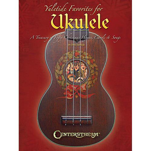 Hal Leonard Yuletide Favorites For Ukulele - A Treasury Of 50 Christmas Hymns, Carols & Songs-thumbnail