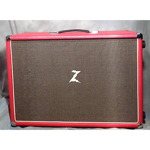 Dr Z Z Best 2x12 Celestion Gold 8ohm Guitar Cabinet-thumbnail