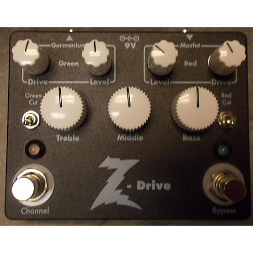 Earthquaker Devices Z Drive Effect Pedal-thumbnail