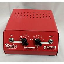 Weber Z Matcher Solid State Guitar Amp Head