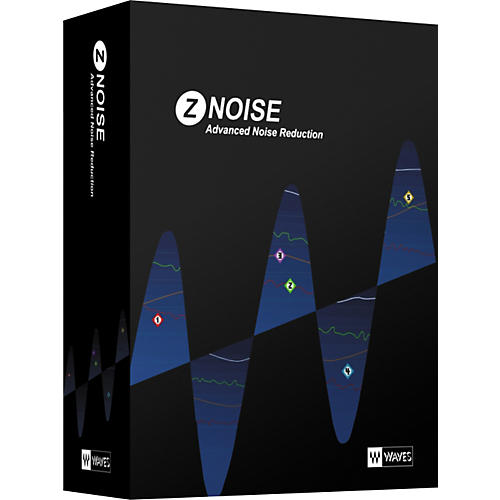 Waves Z-Noise Native Noise Reduction Plug-In-thumbnail