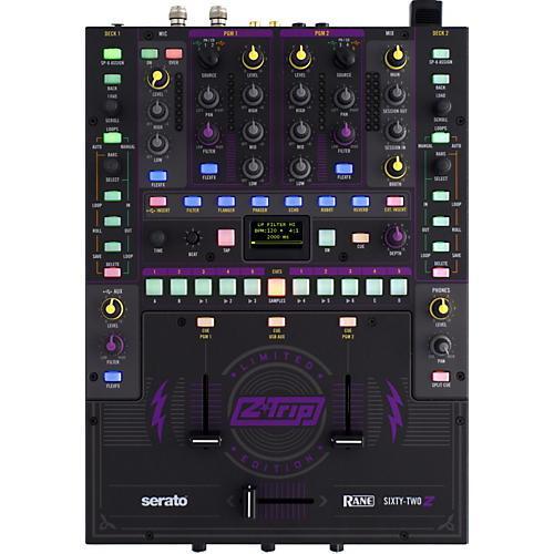 Rane Z-Trip's Limited Edition Sixty-Two Z Mixer