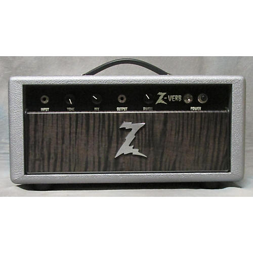 Dr Z Z Verb Flame Maple Front Tube Guitar Amp Head-thumbnail