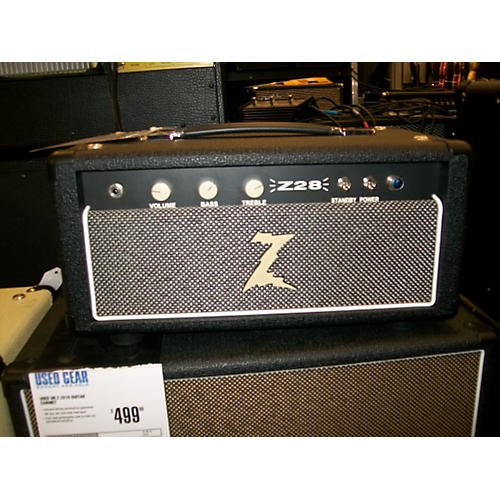 Dr Z Z28 Tube Guitar Amp Head-thumbnail