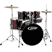 PDP by DW Z5 5-Piece Shell Pack Level 1  Black Cherry