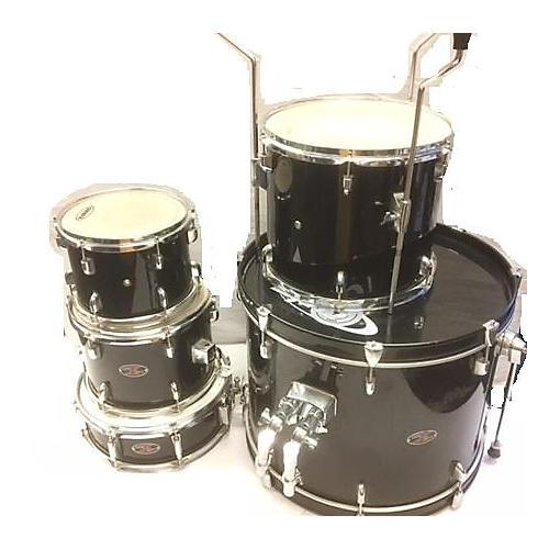 used pdp by dw z5 drum kit black guitar center. Black Bedroom Furniture Sets. Home Design Ideas