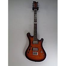 Sozo Z7VTBQ Hollow Body Electric Guitar