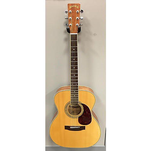 Zager ZAD-50 OM Acoustic Guitar-thumbnail