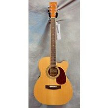 Zager ZAD-50 OMCE Acoustic Electric Guitar