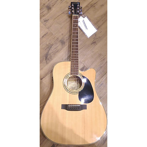 Zager ZAD-50CE Acoustic Electric Guitar-thumbnail