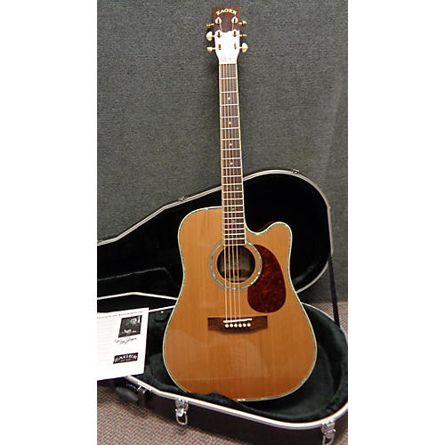 Zager ZAD-80CE Acoustic Electric Guitar-thumbnail