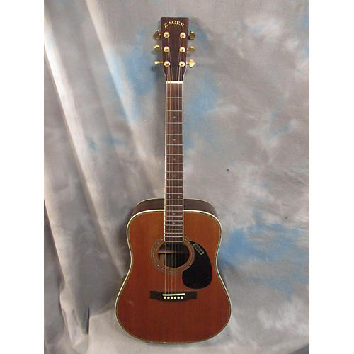 Zager ZAD-80N Acoustic Guitar