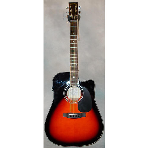 Zager ZAD20EVS Acoustic Electric Guitar