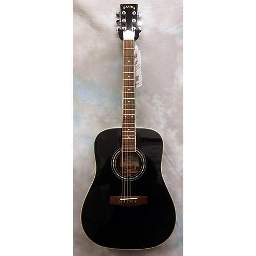 Zager ZAD50 BK Acoustic Guitar-thumbnail