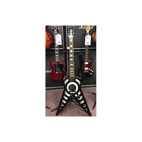 Epiphone ZAKK WYLDE CUSTOM ZV Solid Body Electric Guitar-thumbnail