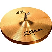 Zildjian ZBT Hi-Hat Cymbal Pair