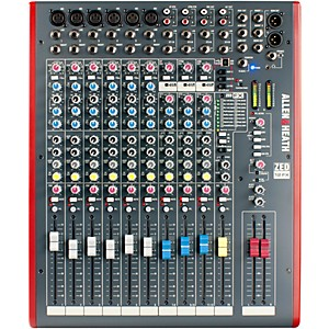 Allen and Heath ZED-12FX USB Mixer with Effects