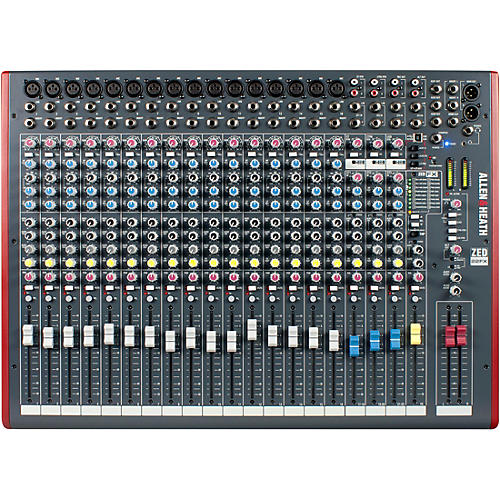 Allen & Heath ZED-22FX USB Mixer with Effects-thumbnail