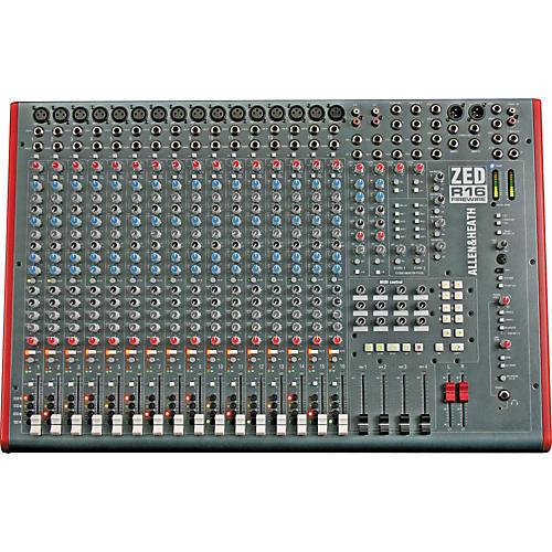 Allen & Heath ZED-R16 16-Channel FireWire Mixer