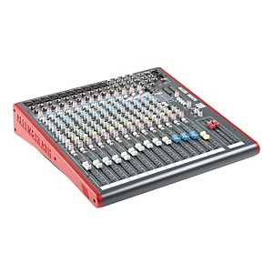 Allen and Heath ZED Series ZED-16FX Multipurpose USB Mixer