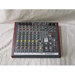 Click to buy Pre-owned Allen and Heath ZED10FX Unpowered Mixer by Allen & Heath.
