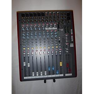 Pre-owned Allen and Heath ZED12FX Unpowered Mixer by Allen & Heath