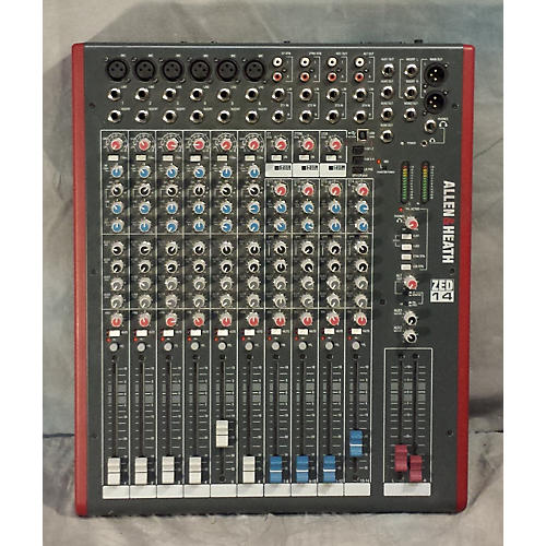 Allen & Heath ZED14 Unpowered Mixer-thumbnail