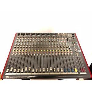 Pre-owned Allen and Heath ZED22FX Unpowered Mixer by Allen & Heath