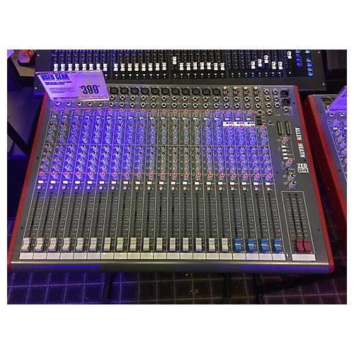 Allen & Heath ZED24 Unpowered Mixer-thumbnail
