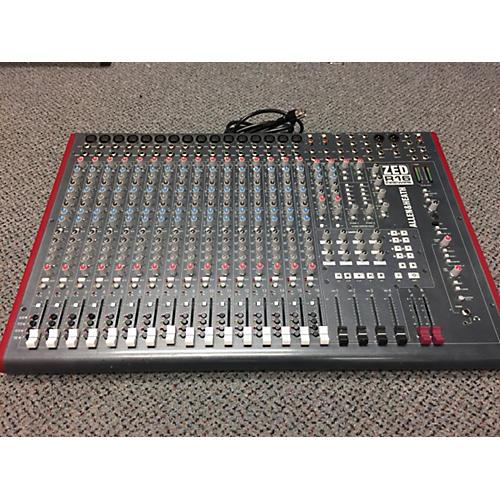 Allen & Heath ZEDR16 Unpowered Mixer-thumbnail