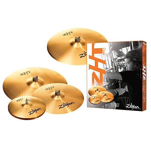 Zildjian ZHT 4 Rock Box Cymbal Set-thumbnail