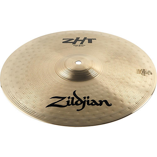 Zildjian ZHT Hi-Hat Bottom Cymbal for Stacking-thumbnail