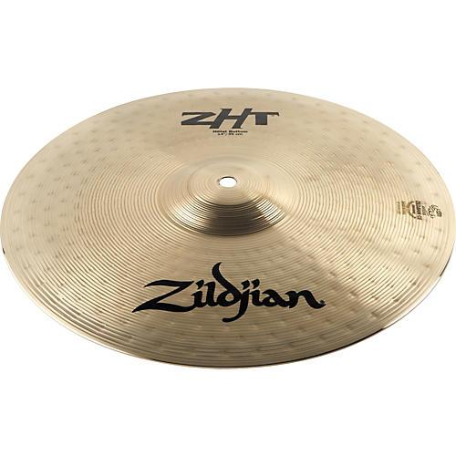 Zildjian ZHT Hi-Hat Bottom Cymbal for Stacking