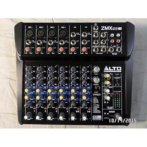 Alto ZMX122FX 8-Channel Unpowered Mixer-thumbnail
