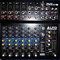 Alto ZMX122FX 8-Channel Unpowered Mixer thumbnail