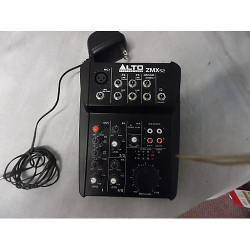 Alto ZMX52 5-Channel Unpowered Mixer
