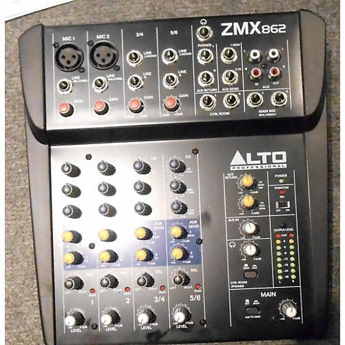 Alto ZMX862 6-Channel Unpowered Mixer-thumbnail