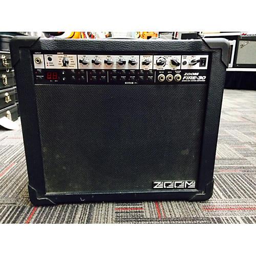 Zoom ZOOM FIRE-30 Black Guitar Combo Amp-thumbnail