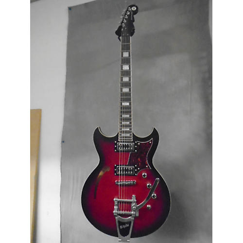Reverend ZSL Hollow Body Electric Guitar