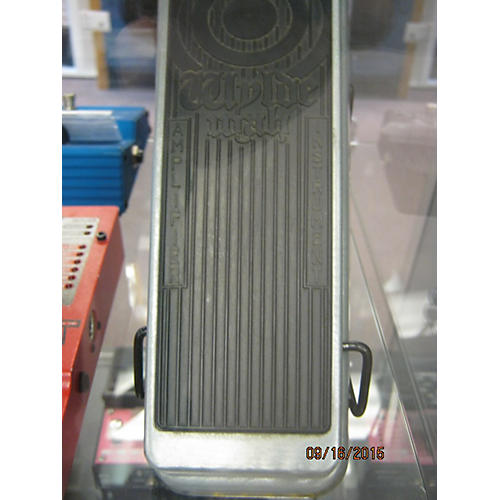 Dunlop ZW-45 Zakk Wylde Signature Cry Baby Wah Effect Pedal