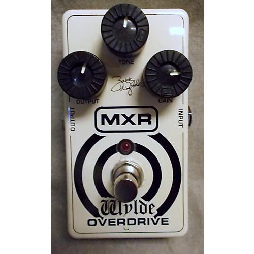 MXR ZW44 Zakk Wylde Overdrive Effect Pedal-thumbnail