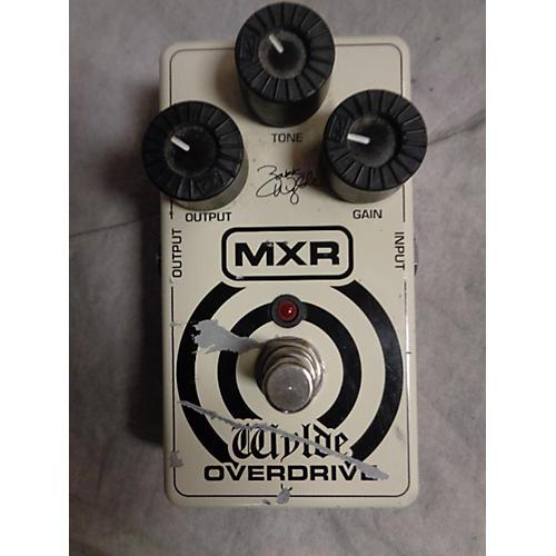 MXR ZW44 Zakk Wylde Overdrive Effect Pedal