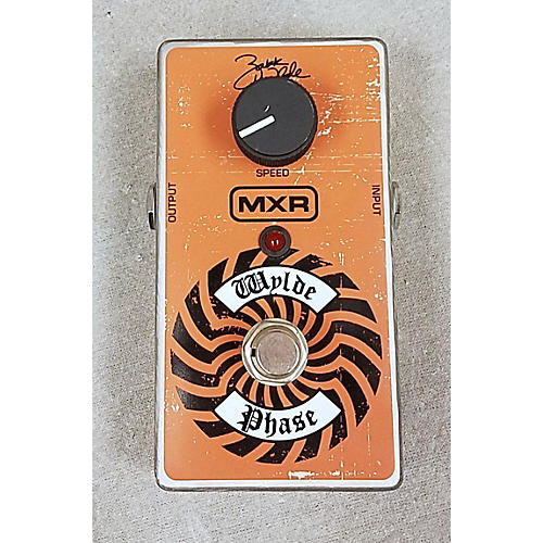 MXR ZW90 WYLDE PHASE Effect Pedal