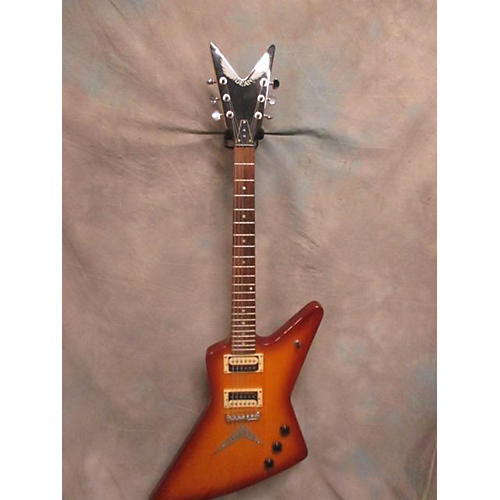Dean ZX Solid Body Electric Guitar-thumbnail