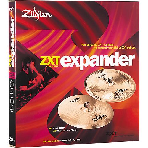 Zildjian ZXT 2-Piece Expander Cymbal Pack