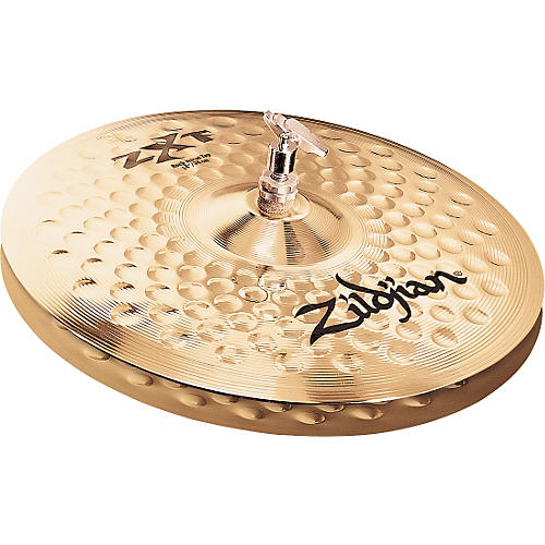 Zildjian ZXT Rock Hi-Hat Cymbal Pair  14 Inches