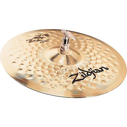 Zildjian ZXT Rock Hi-Hat Cymbal Top-thumbnail