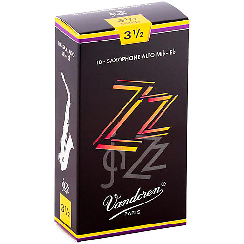 Vandoren ZZ Alto Saxophone Reeds-thumbnail