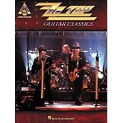 Hal Leonard ZZ Top Guitar Classics Tab Book
