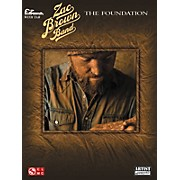 Cherry Lane Zac Brown Band-The Foundation Easy Guitar Tab